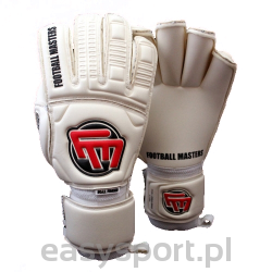 Rękawice bramkarskie Football Masters Full Giga Grip RF Junior