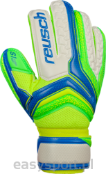 Reusch Serathor S1 Roll Finger Junior ZIELONE