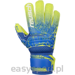 Reusch Fit Control S1 Roll Finger Junior NIEBIESKI