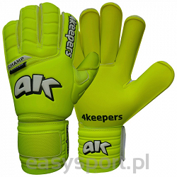 4Keepers CHAMP COLOUR LIME Roll Finger + GRATIS